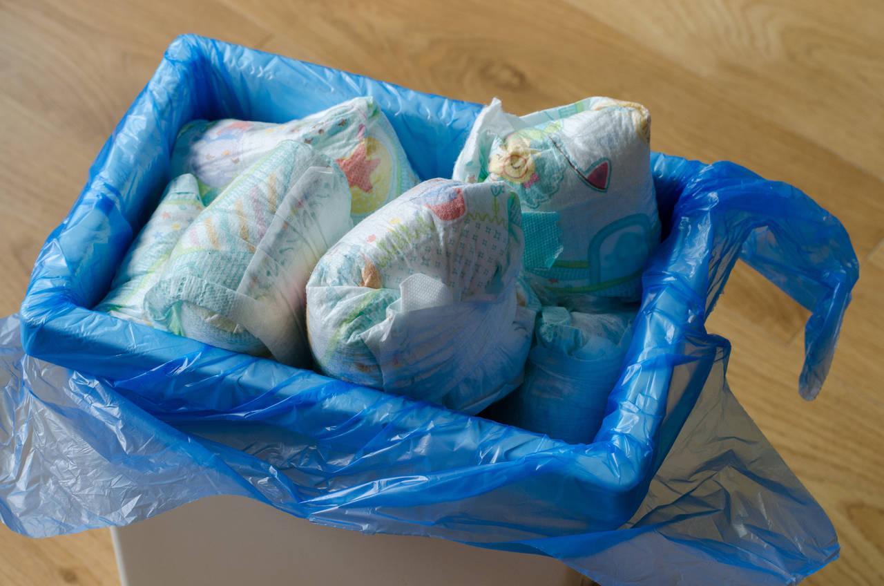 使用済みおむつはどうしてる?おむつゴミ箱対策と便利グッズを紹介