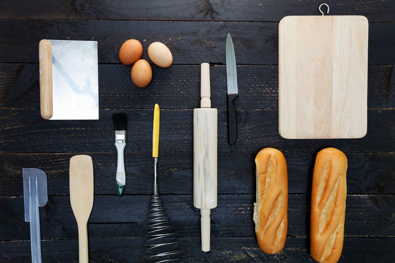 パン作り初心者のための基本の道具!必須アイテムや作り方のポイント