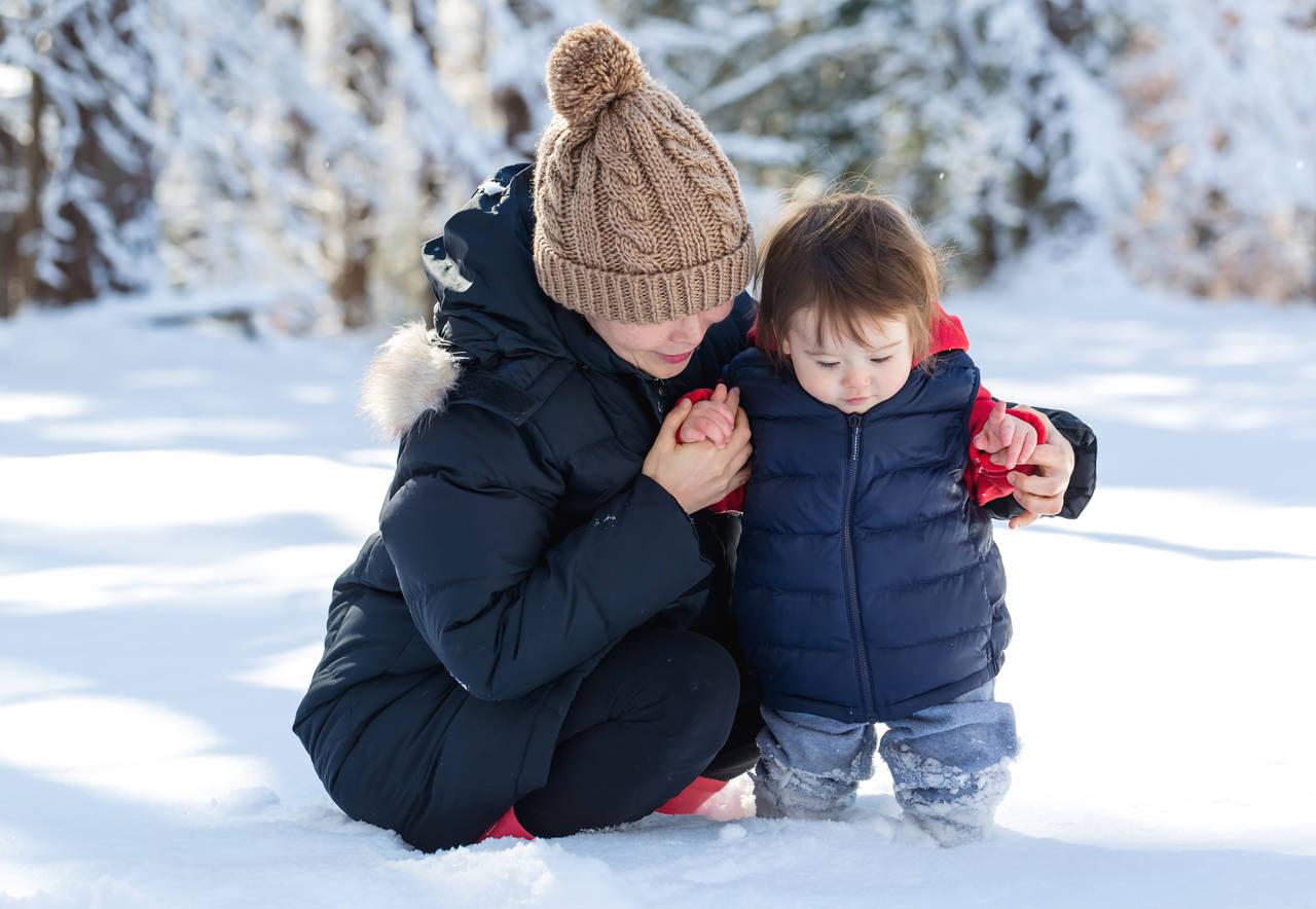 子どもの冬小物を手作りしよう!必要な知識や作りやすい小物の紹介