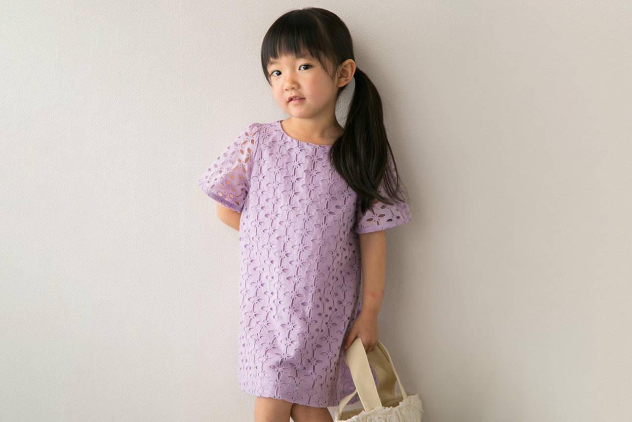 女の子のお出かけキッズコーデ!おしゃれを楽しむ春夏ファッション