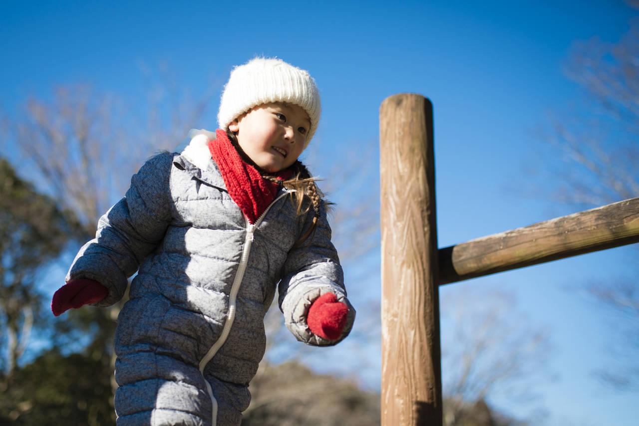 幼児期の冬休みの過ごし方。早寝早起きやお手伝いと冬にできる遊び
