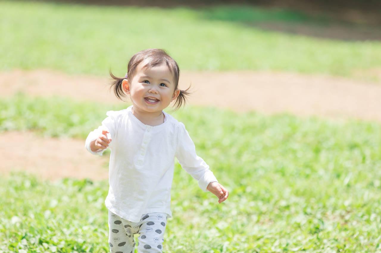 子どもの歩く速度や時間は測れる?歩行速度の速さや遅さと体の成長