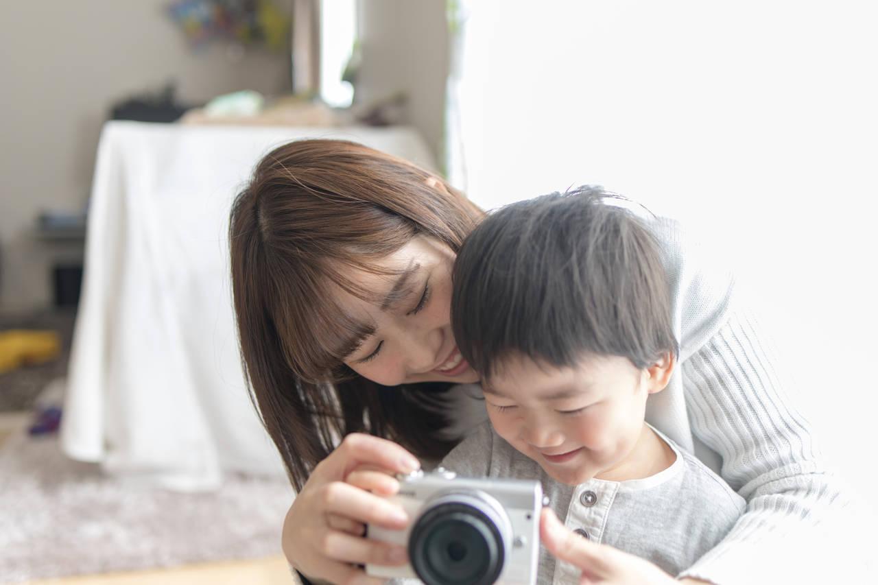 ママの写真のお悩みはこれで解決!上手な撮り方から整理方法まで