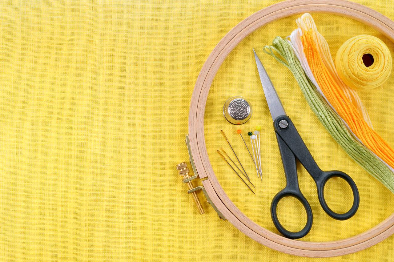 刺繍の基本をおさえて小物作り!道具やいろいろ役立つ刺繍の刺し方