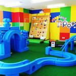 【東京】想像力豊かに遊べる屋内遊園地「Magical T-Pot」