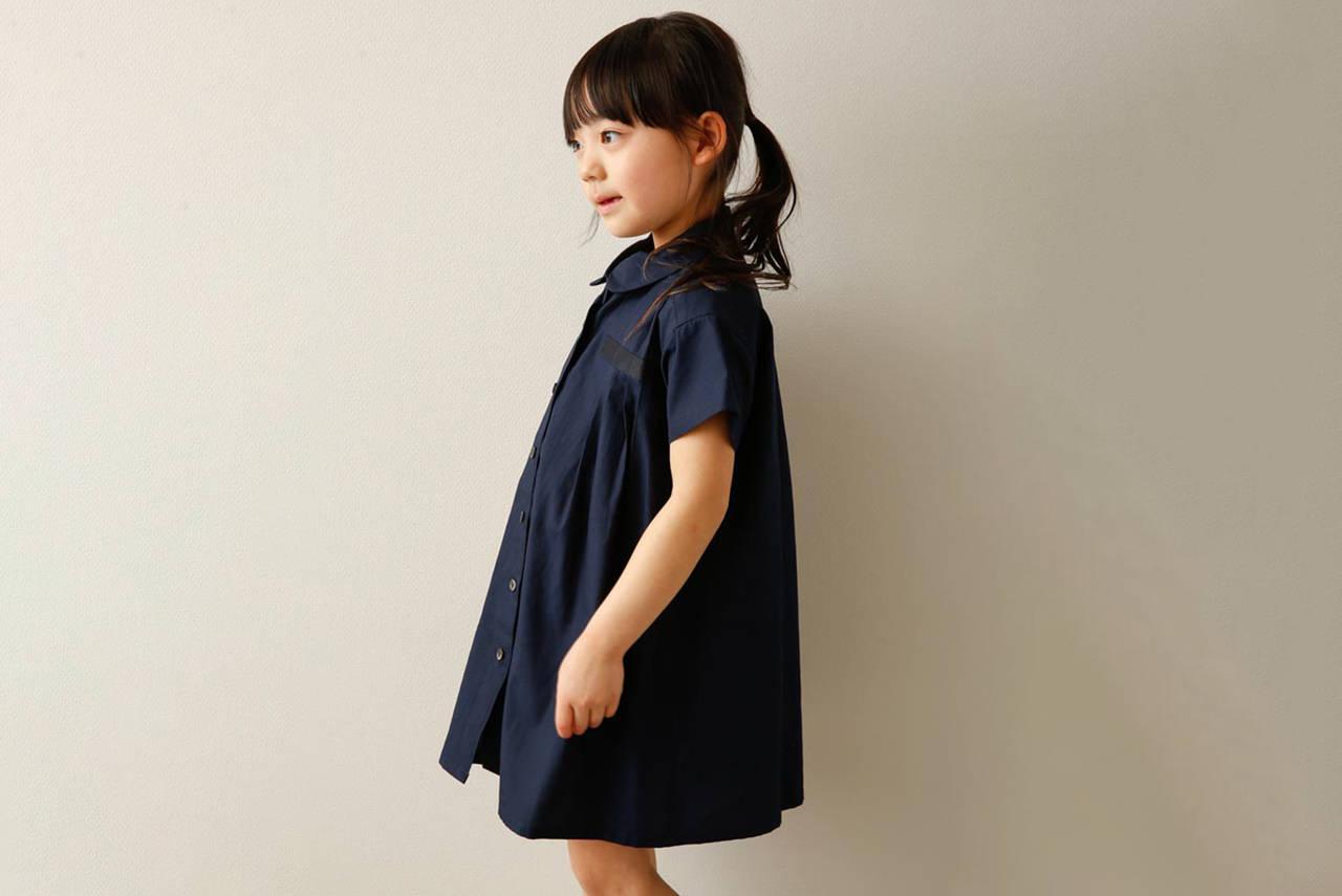 春夏の女の子ファッションは青!涼しげで知的なスタイルが旬