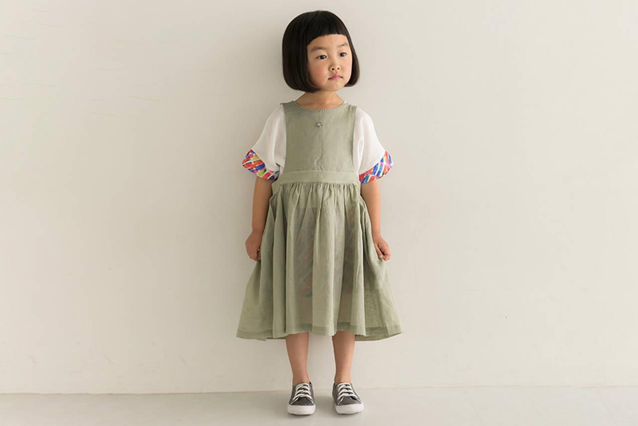 春夏の女の子には緑が不可欠!ナチュラルファッションを満喫しよう