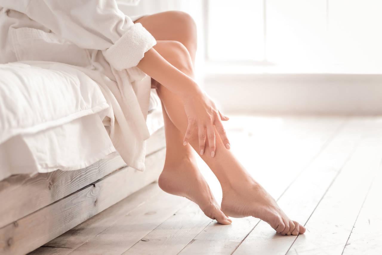 冬になると乾燥して足がかゆいママへ。かゆみに悩まされなくなる方法