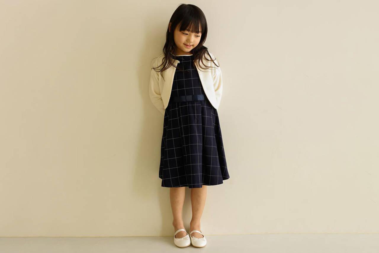 【春夏】女の子のフォーマルスタイル。ワンピースで可憐に仕上げよう