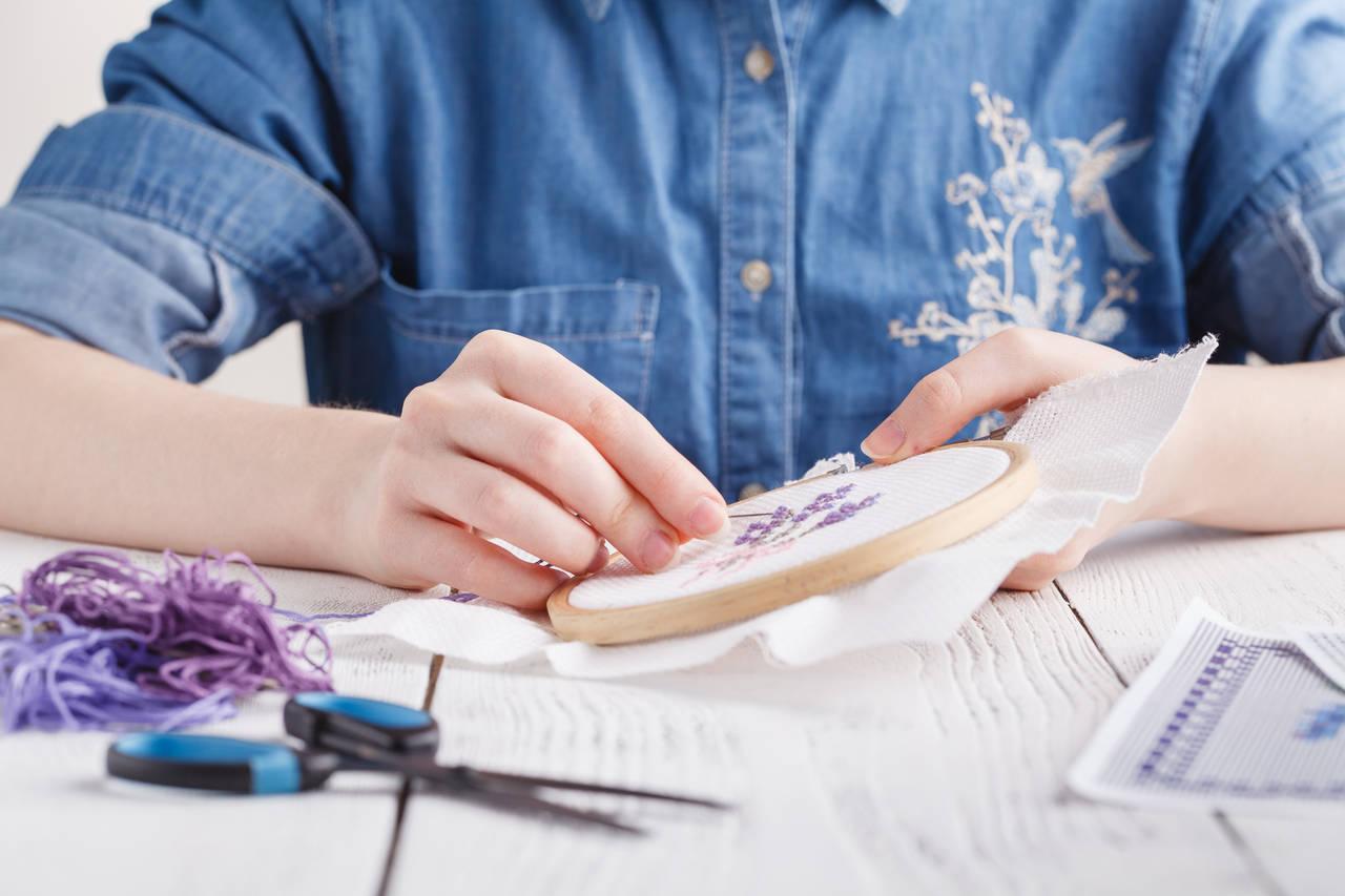 刺繍初心者ママでもできる縫い方は?基本のクロスステッチやキット