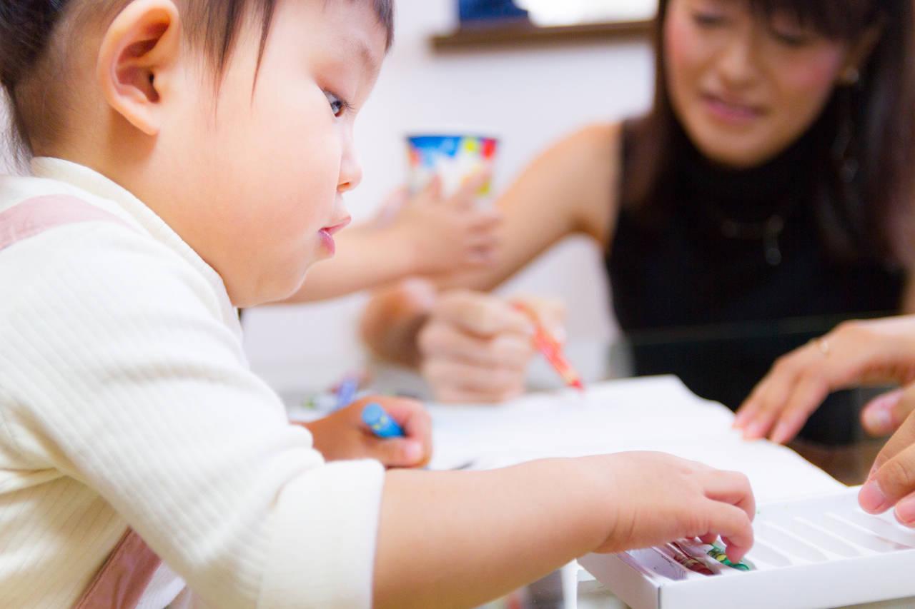 落書きをする幼児の心理!落書きがグンと減る対処法や予防アイテム