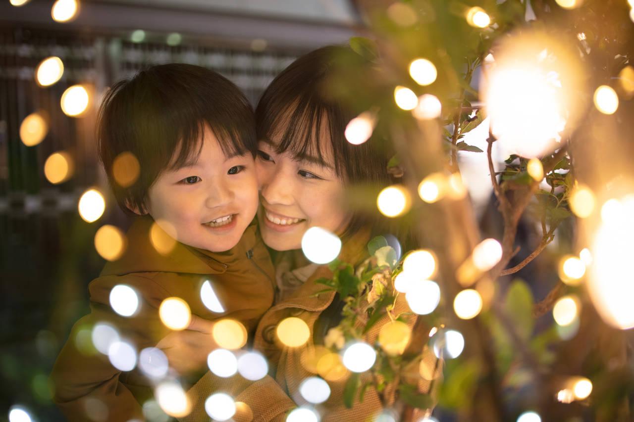 子連れで行きたいクリスマスイベント!親子で楽しい時間を過ごそう