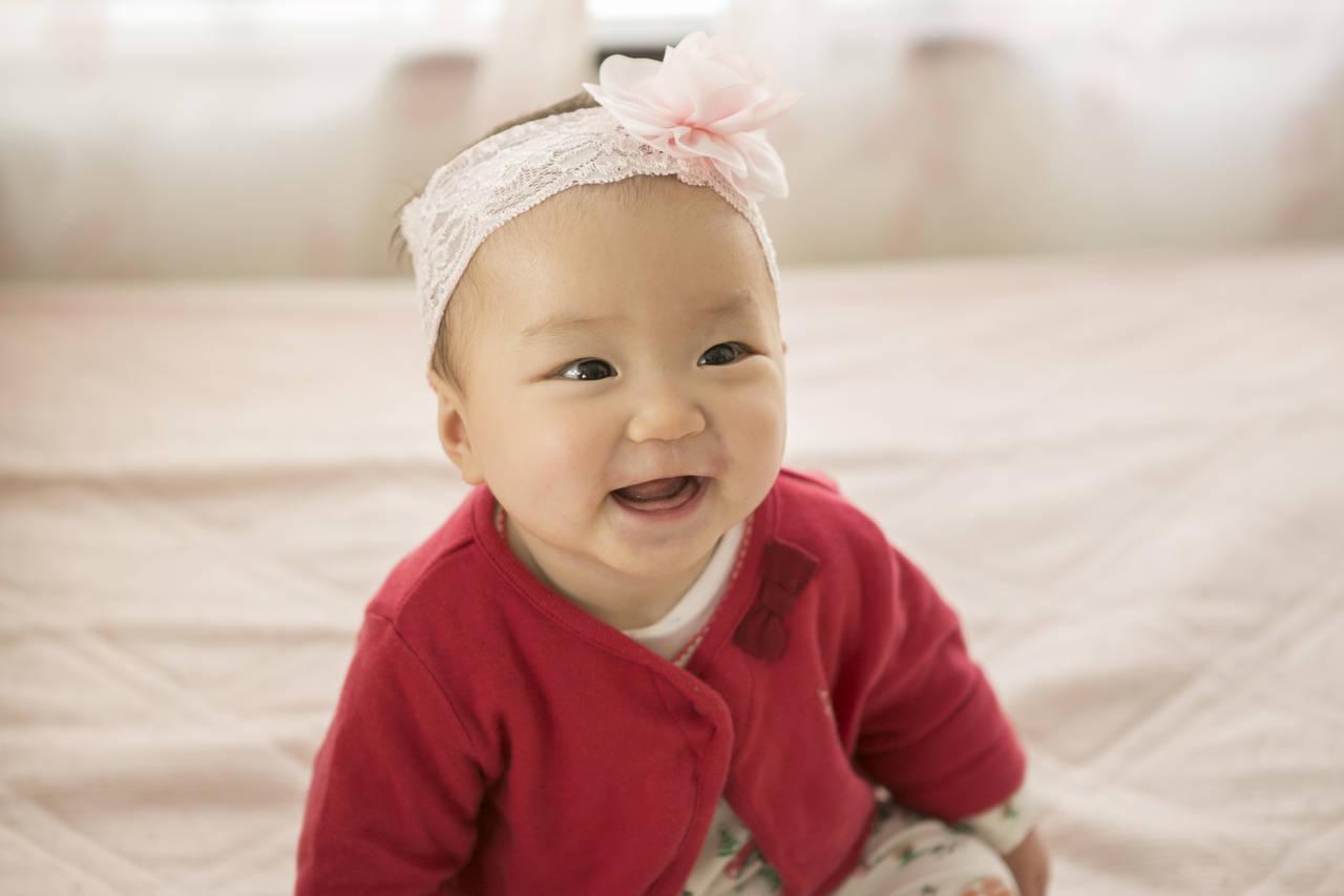赤ちゃんのおしゃれで暖かい冬コーデのコツ!基本と揃えたいアイテム
