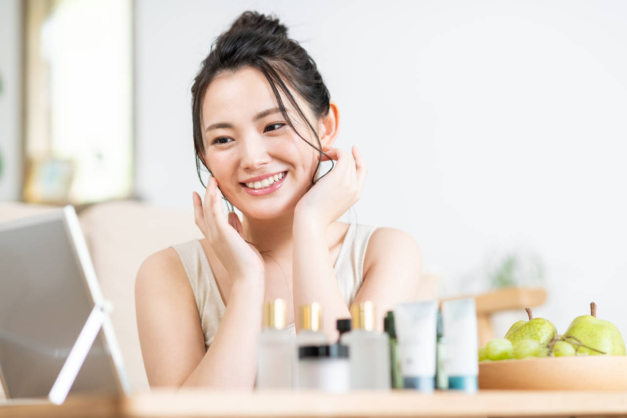 30代すっぴん美人のスキンケア!意識したい習慣と美肌を目指す商品