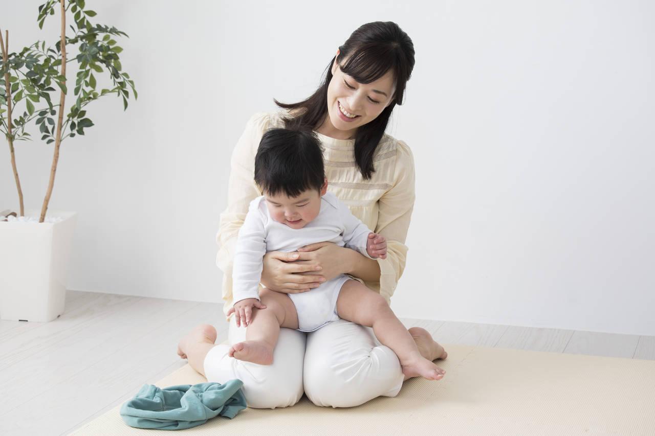 赤ちゃんの洗濯は手洗いするもの?赤ちゃん服の洗濯方法を知ろう