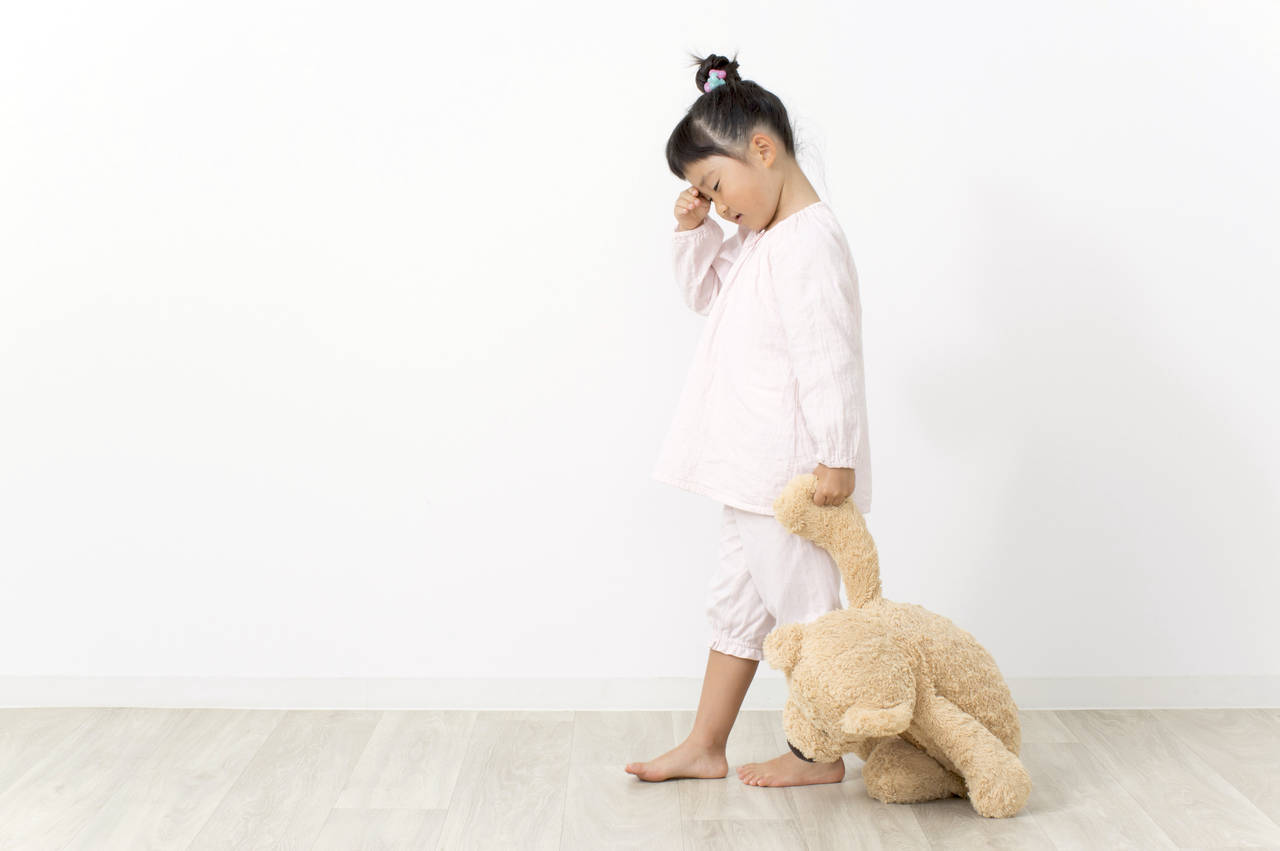 子どもが夜中に動き回る三つのケース!原因や対策と対処方法を知ろう