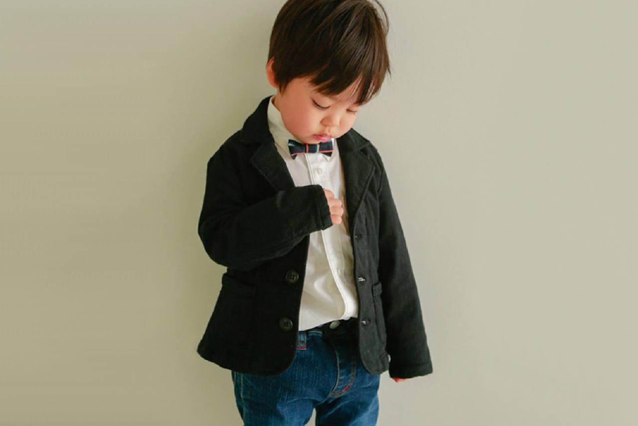 春夏の男の子の着回しコーデ。定番と流行のミックスでいこう!