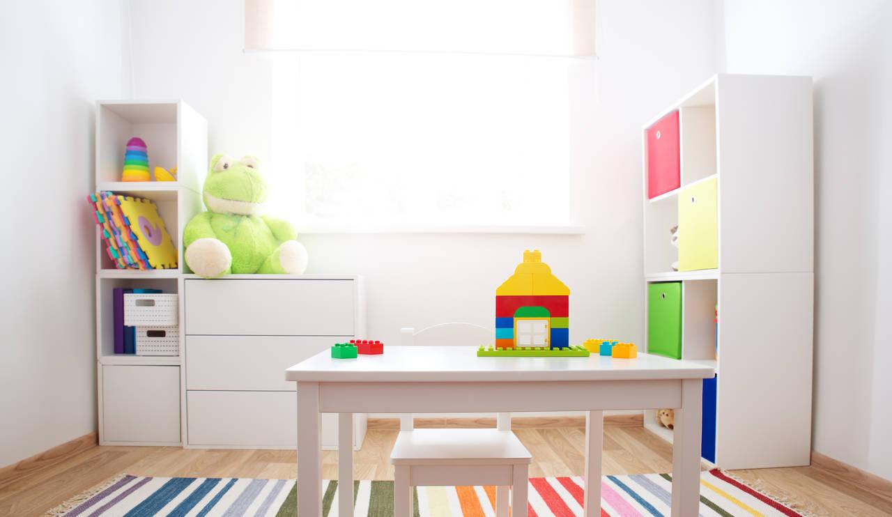 赤ちゃんのイタズラからカラーボックスを守る!対策とイタズラの効果
