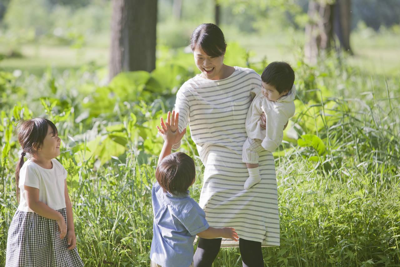 3人目の歳の差は家庭に影響する?3人目がいる家庭の現状をご紹介