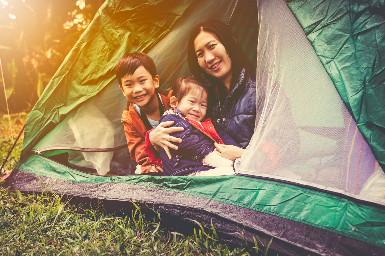 幼児と一緒に冬キャンプを楽しもう!寒さ対策やキャンプ場を紹介
