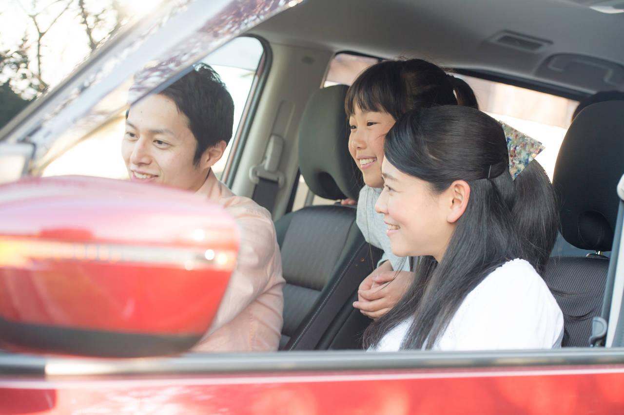 子どもとの車内でエアコンの使い方とは?上手に使って熱中症を防ごう