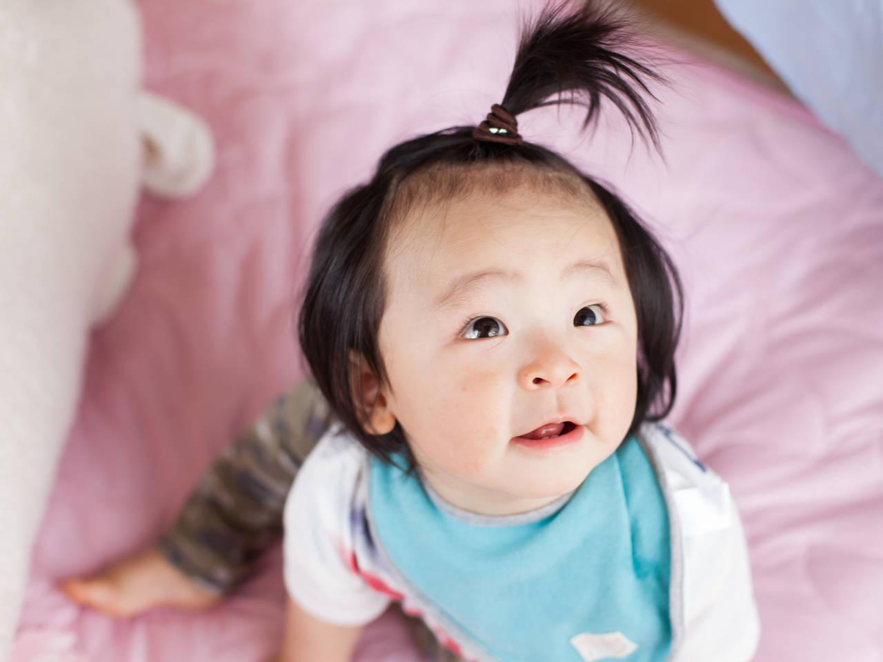 抜ける 赤ちゃん 髪の毛