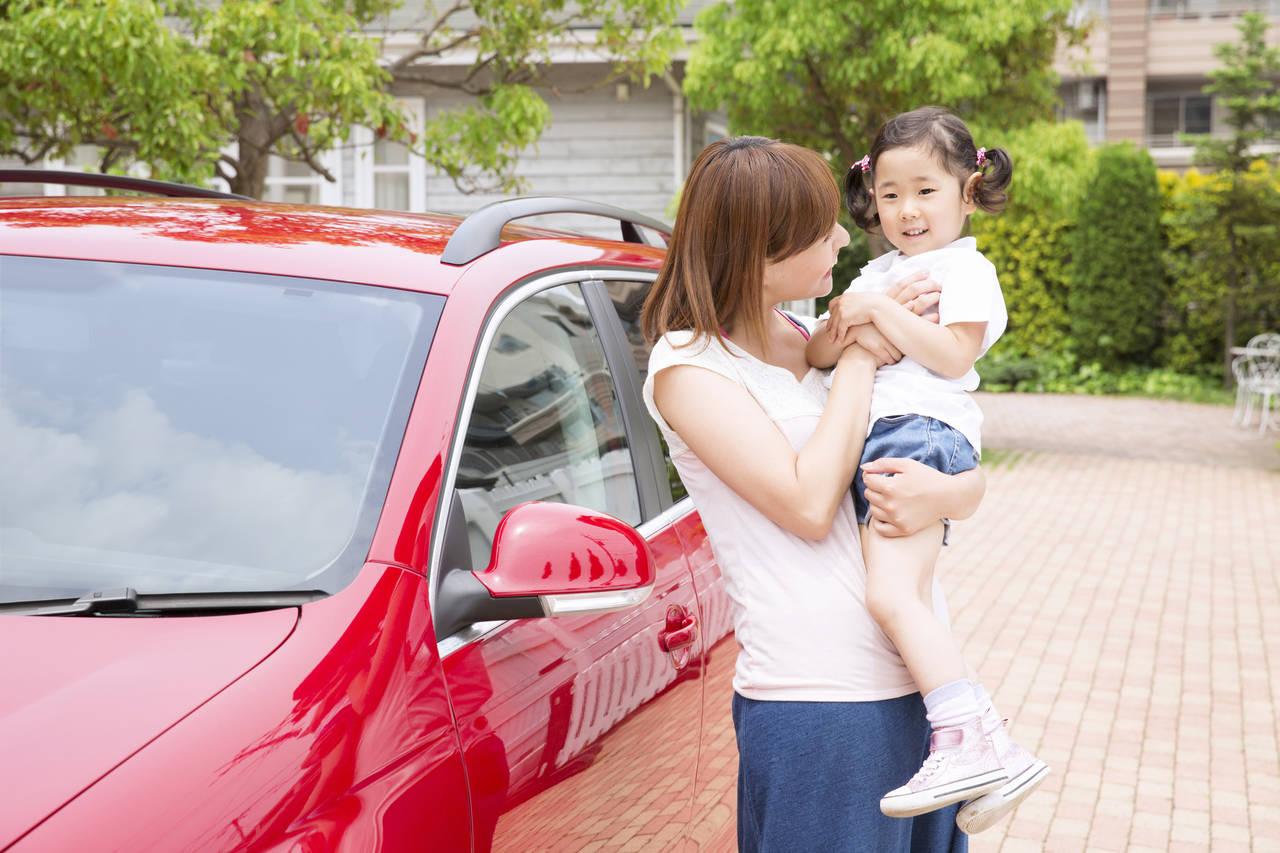 子どもと一緒でも車内を快適にしたい!対策をしてドライブを楽しもう