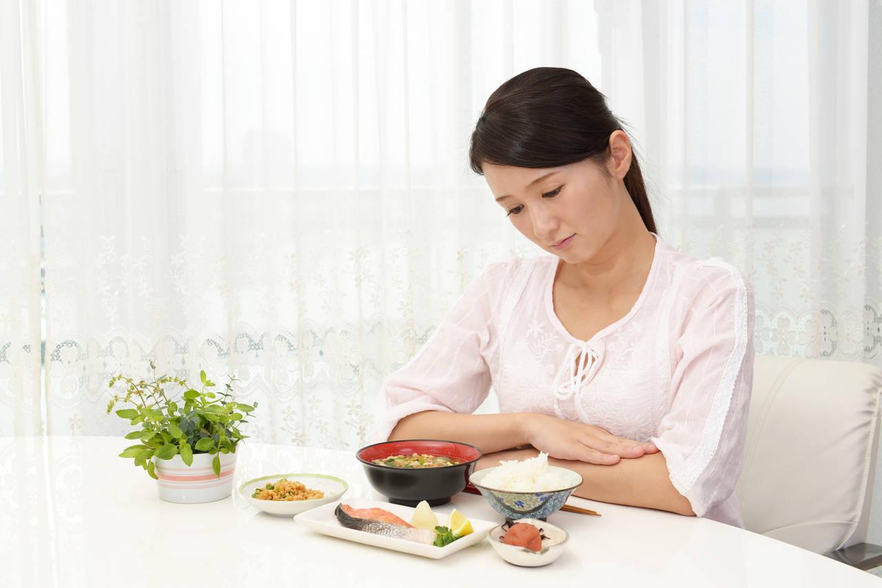 出産後の食欲不振の原因と症状とは?無理せず食欲不振を改善する方法