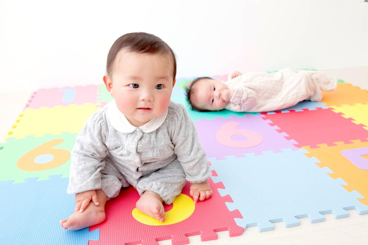 冬生まれ赤ちゃんの洋服のサイズは?月齢別にポイントを紹介