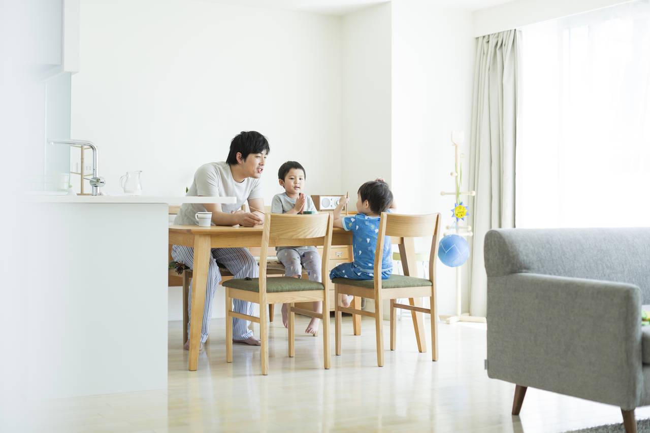 父子家庭のパパの大変さを知ろう!問題点や得られる支援や手当を紹介