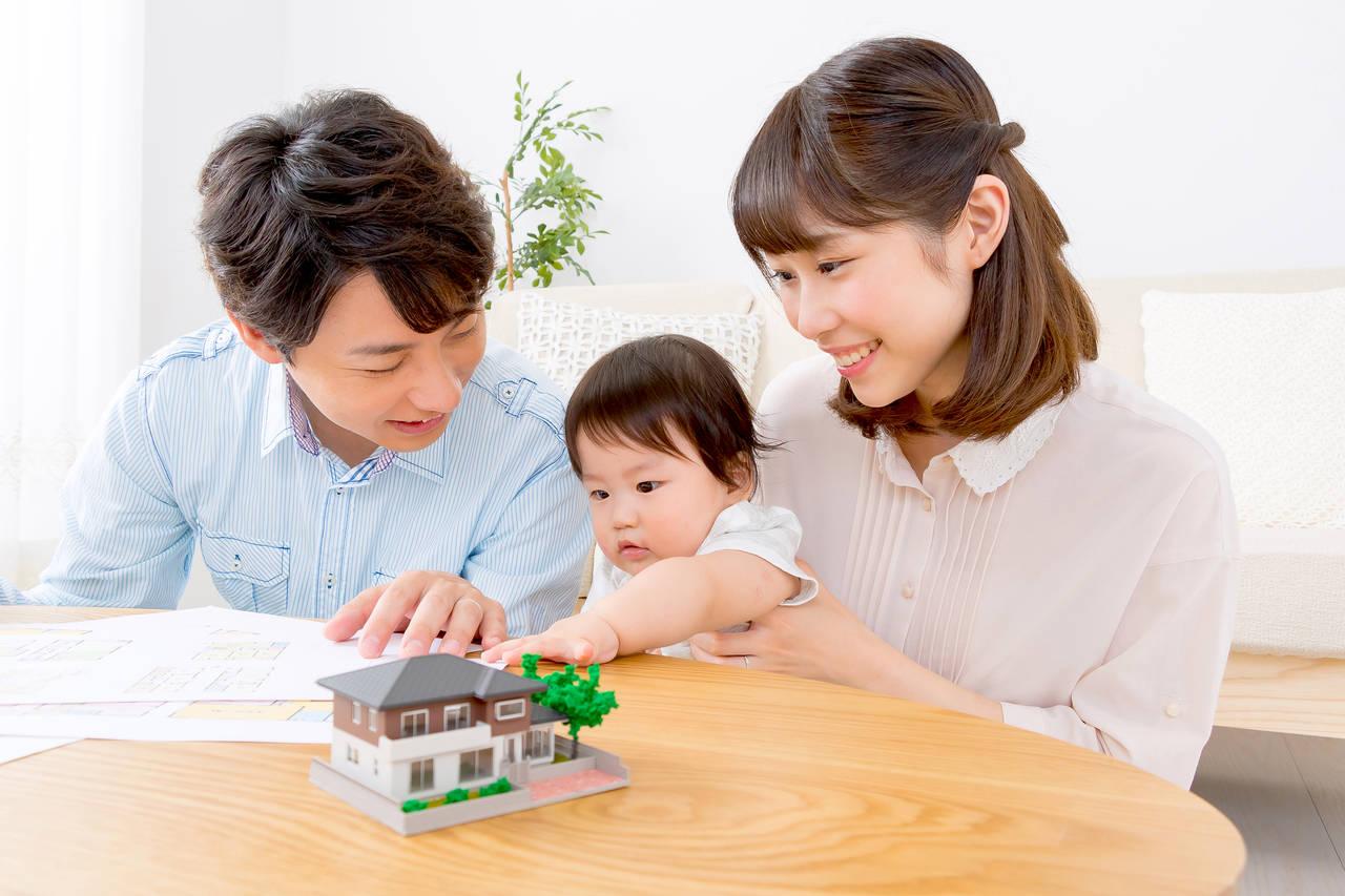 子育て世代に人気のフラット35!メリットとデメリットを検証しよう