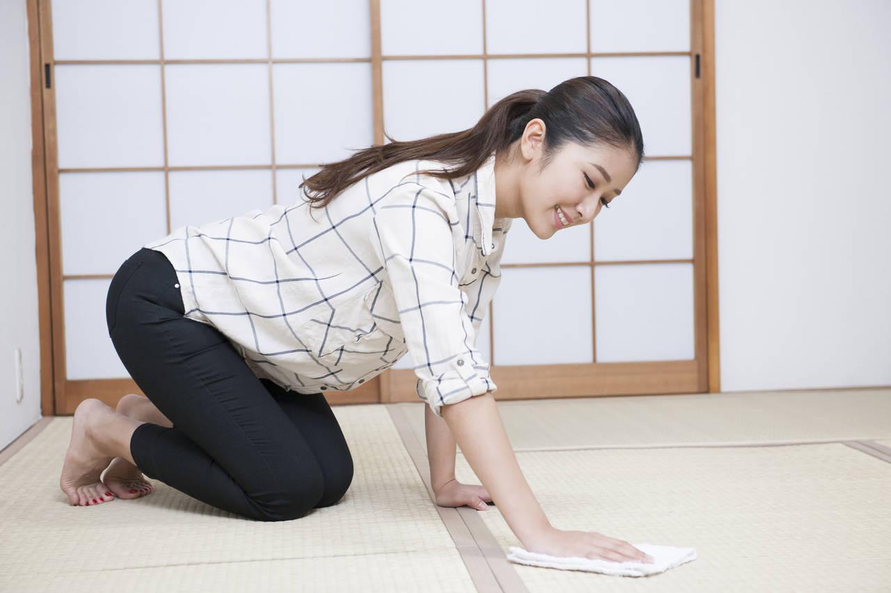 畳の掃除のやり方を伝授!準備と普段のお手入れや念入りな掃除方法