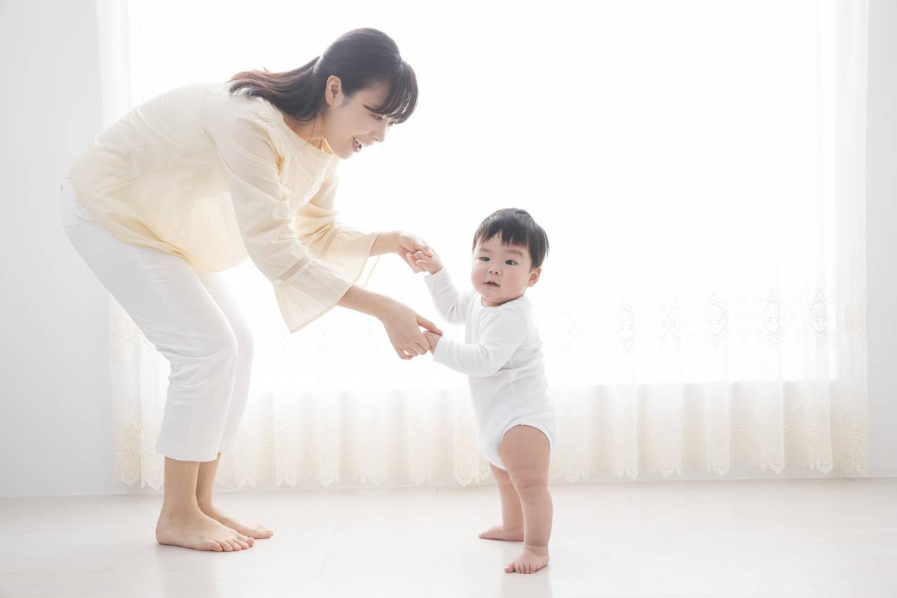 冬ロンパースを赤ちゃんに着せたい!着せ方と選び方のポイント