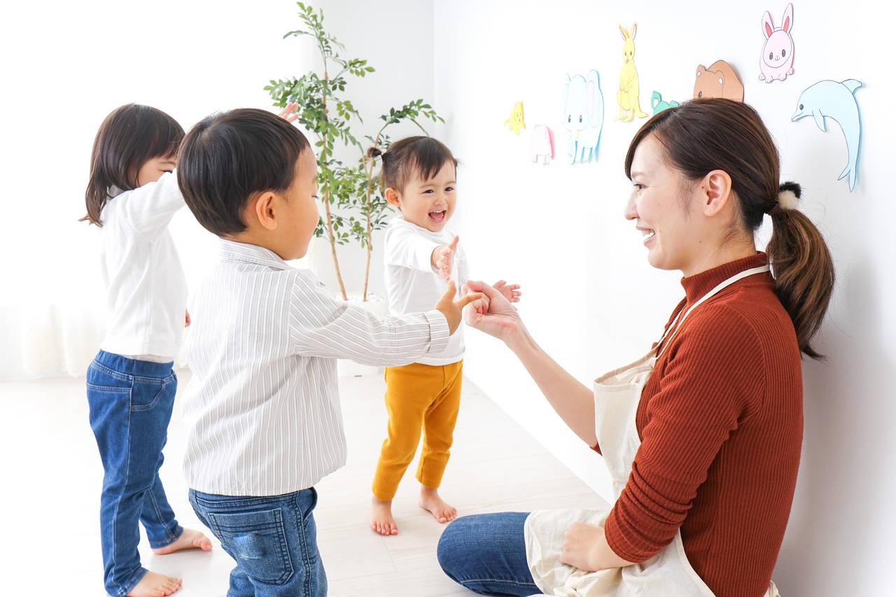 幼稚園のプレ保育で号泣する我が子!子どもの不安に寄り添おう