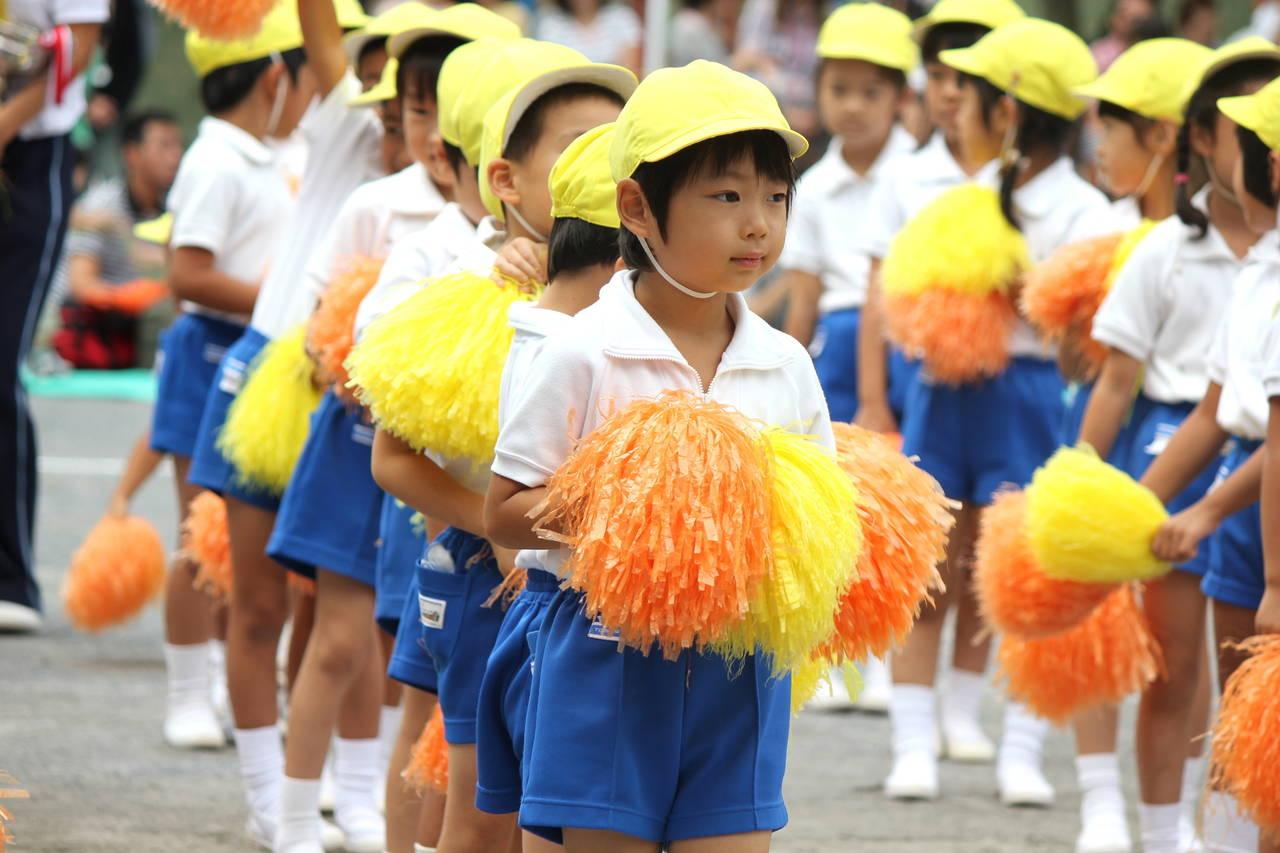 年長さんの運動会は幼稚園最後!素敵な思い出をたくさん作ろう