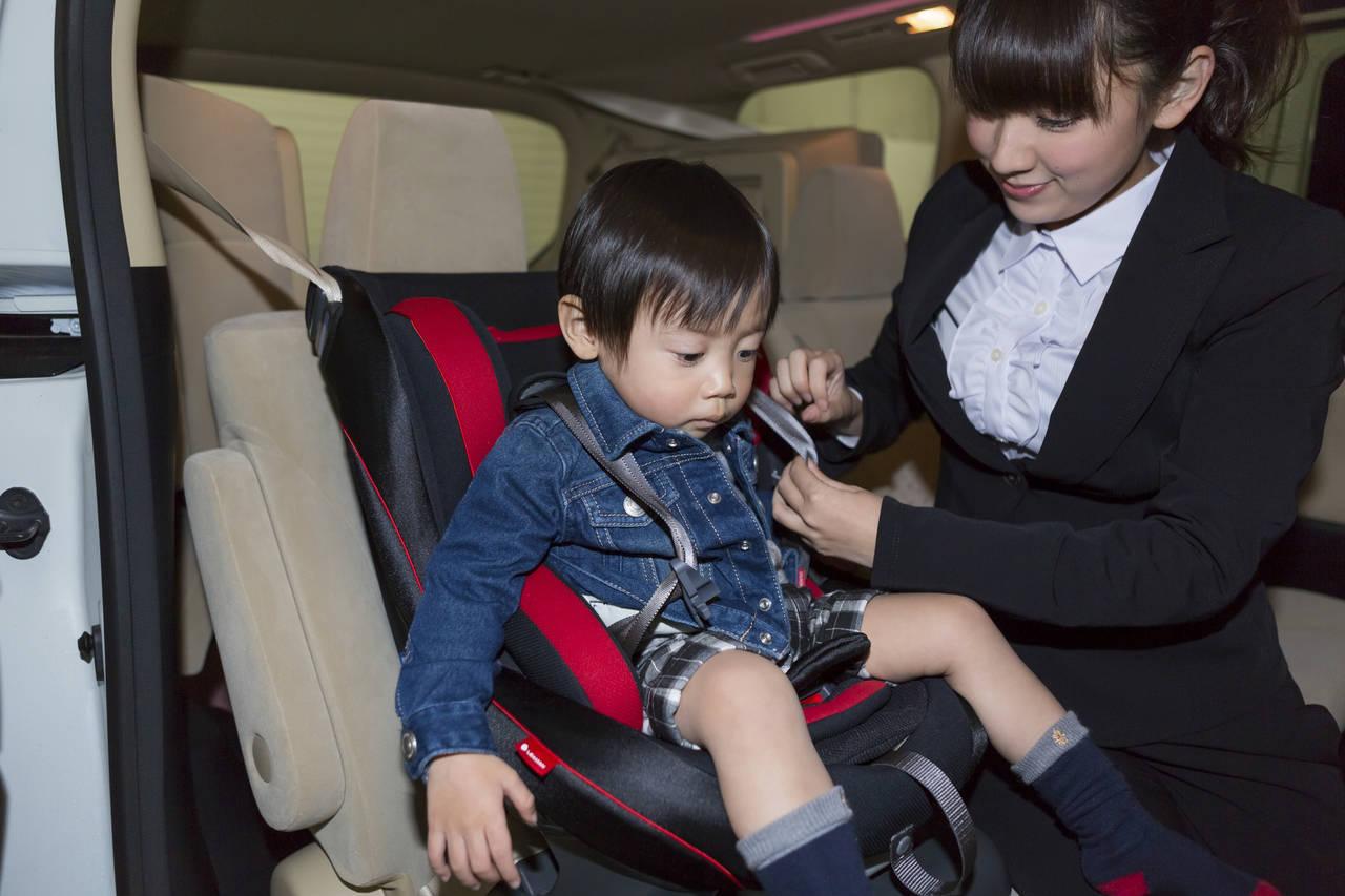 幼稚園の送迎もチャイルドシートを!お友だちが乗るときの注意点とは