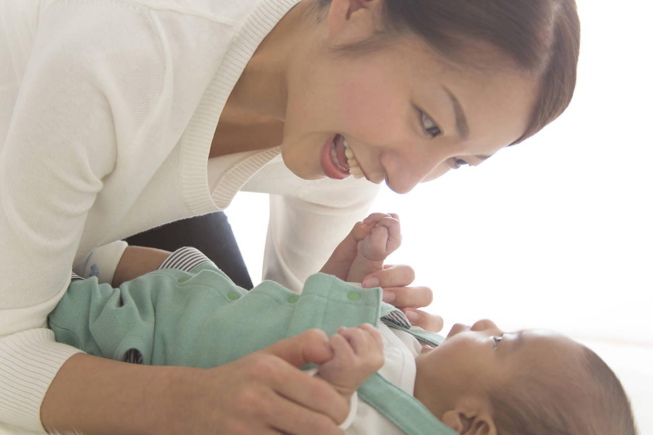 赤ちゃんを育てるママが幸せな瞬間は?乳児期は大変だけど貴重な期間