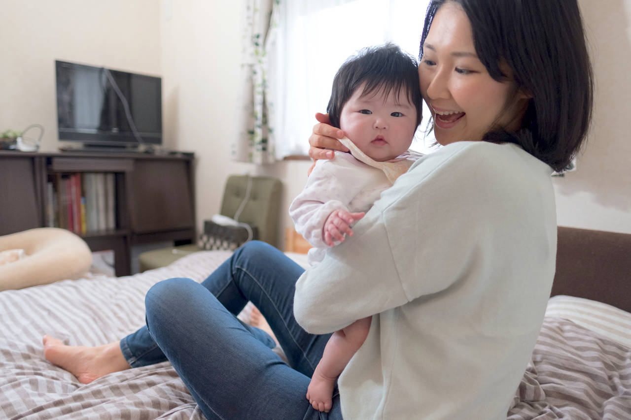 赤ちゃんと暮らす賃貸の間取り選びは?必要な広さや選ぶときの注意点