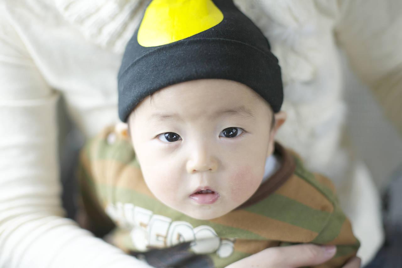 赤ちゃんの冬コーデ男の子はどう着こなすの?選び方のヒント