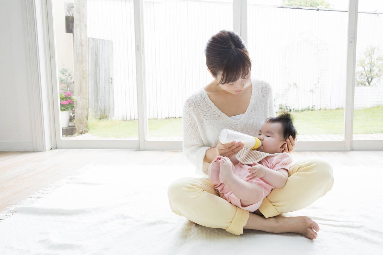 赤ちゃんと賃貸に住むなら1階に!くらしを快適にする方法と注意点