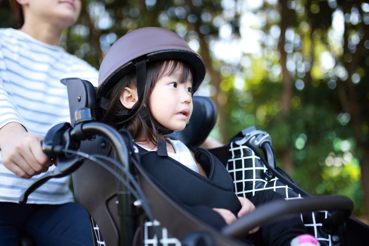 子どもを乗せても安全なママチャリとは?選ぶポイントと注意点