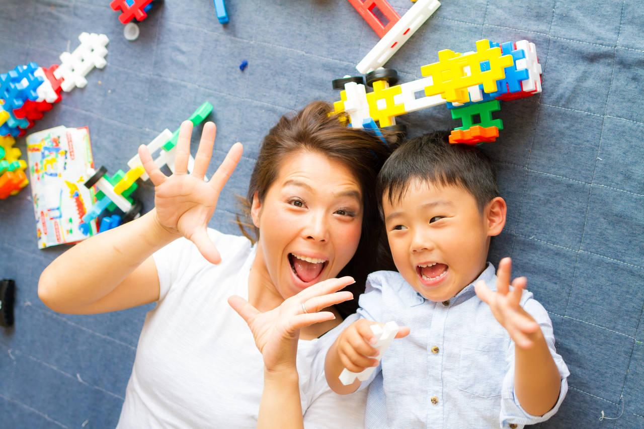 男の子を育てるママが幸せな瞬間!女の子にはない男の子だけの魅力