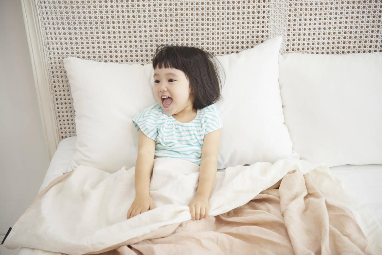 3歳児の理想的な生活リズムとは?負担の少ない生活サイクルを知ろう
