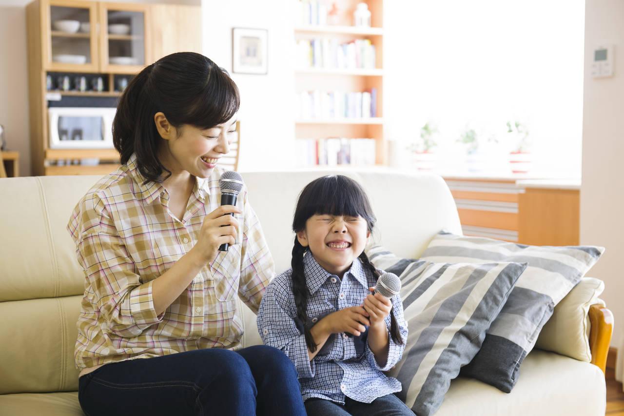 子どもの歌の音程が外れている!遺伝との関係や気になる場合の対処法