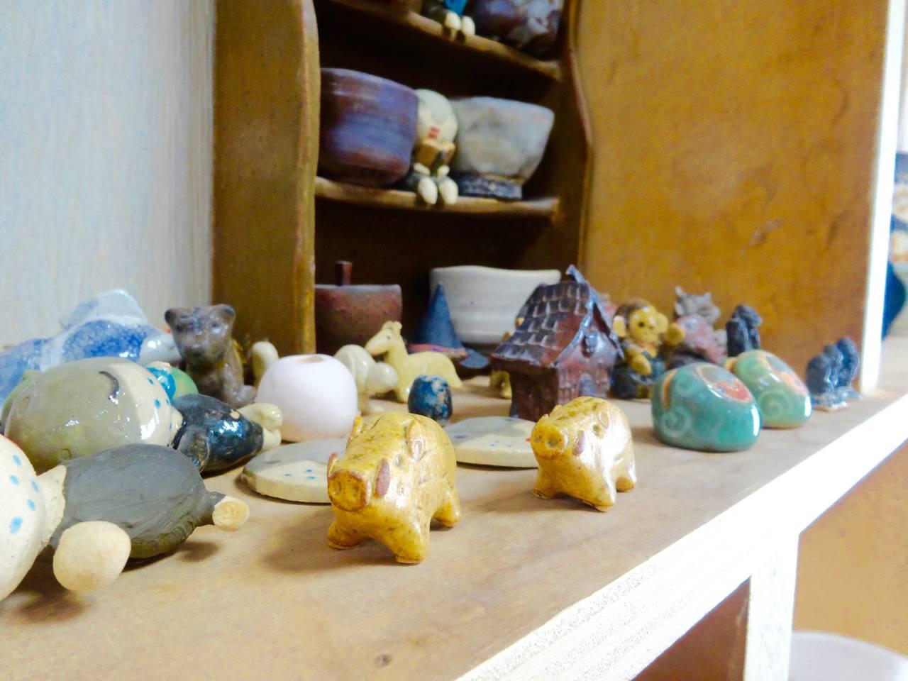 【東京・板橋】親子で一緒に初めての陶芸体験「陶芸教室Futaba」