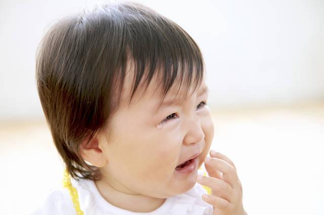 た 赤ちゃん 唇 切っ 唇が腫れてしまいました