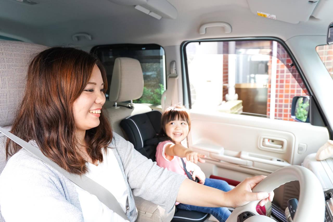 子育て世代の車選びはコスパが大事!家族が快適なベストカーを探そう