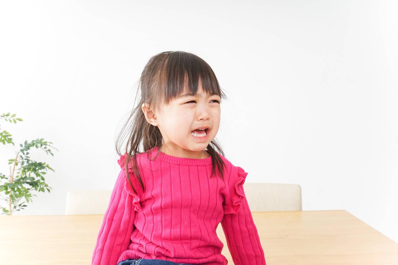 泣く子どもをあやすには理由を知ること!成長段階に合わせたあやし方
