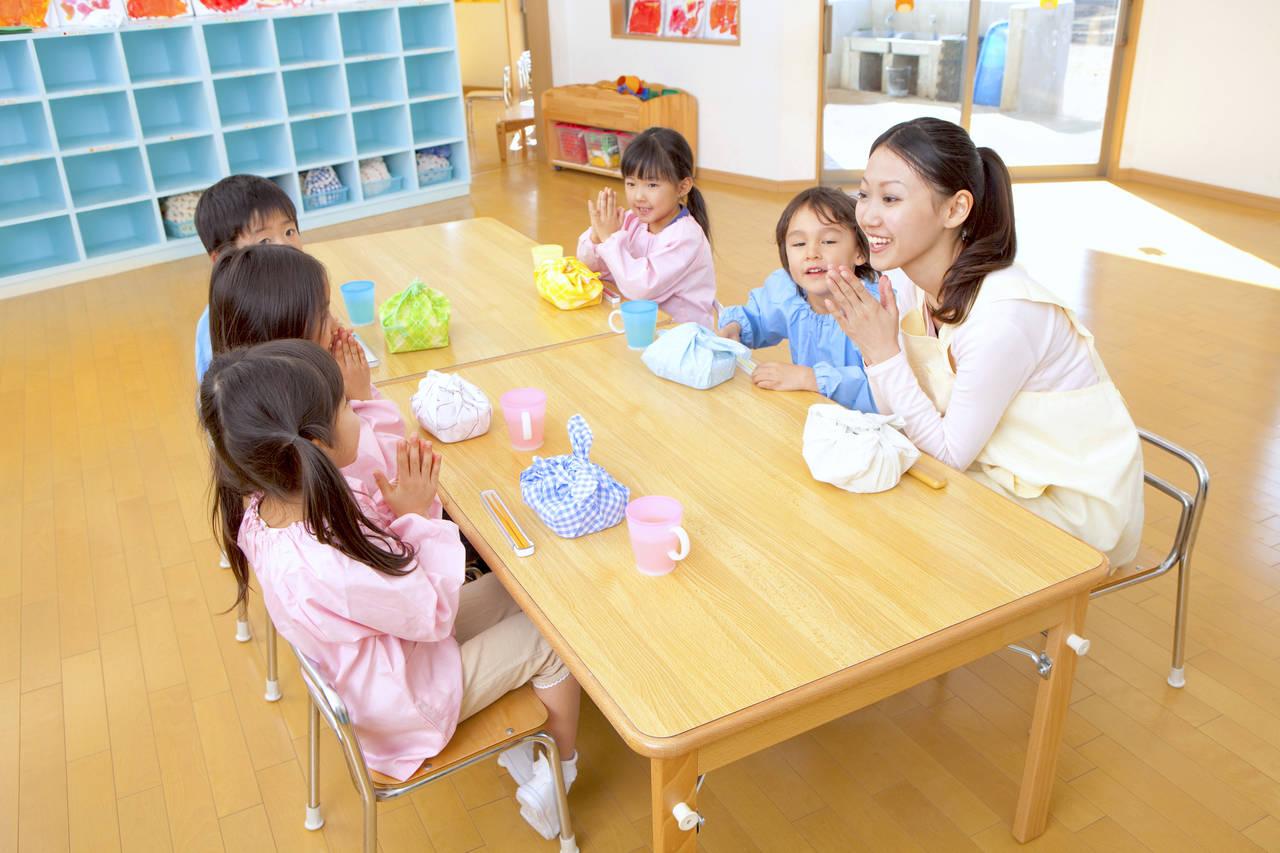 年長さんが幼稚園で食べたいお弁当!最適なお弁当箱や量を把握しよう