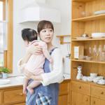 赤ちゃんとの生活で家事が進まない!楽になる考え方やグッズのご紹介